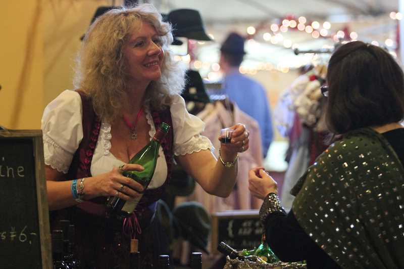 WOODBURN INDEPENDENT FILE PHOTO - Volunteers are needed to help out at Mt. Angel's Volksfest, which takes place Friday through Saturday, March 1-3.