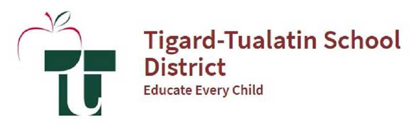 COURTESY TIGARD-TUALATIN SCHOOL DISTRICT - The Tigard-Tualatin School District is now offering sign up for kindergarten classes.
