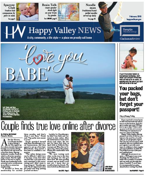 (Image is Clickable Link) Happy Valley Monthly Feb 2019