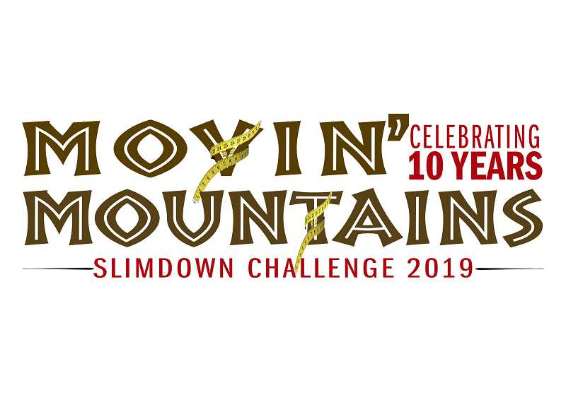 MADRAS PIONEER LOGO - A total of 340 people have weighed in for the Movin' Mountains Slimdown Challenge.