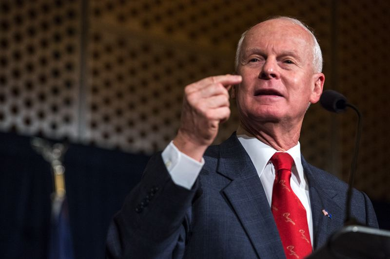 PAMPLIN MEDIA GROUP FILE PHOTO - Secretary of State Dennis Richardson said Monday that his cancer battle forces him to reduce his working hours even more.
