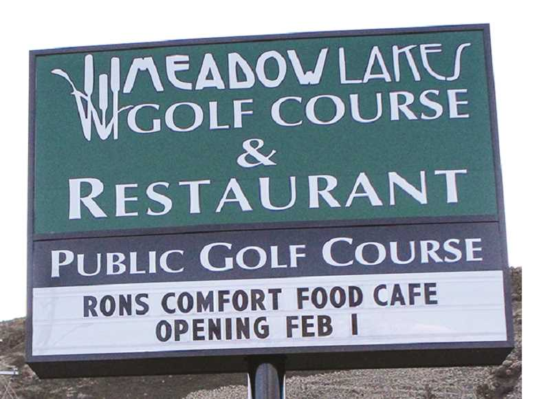 CENTRAL OREGONIAN - Ron's Comfort Food Cafe now open.
