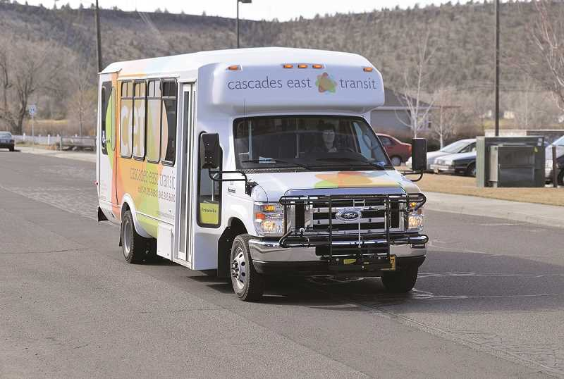CENTRAL OREGONIAN - Cascade East Transit has served the Crook County area for more than 10 years.