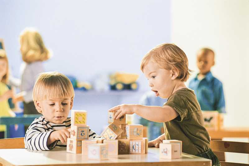 STOCK PHOTO - Child care providers have been closing throughout Central Oregon the past few years.