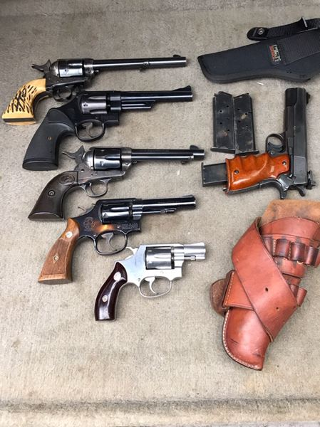 WCSO PHOTO - Police say a Hillsboro man tried to steal this firearms on Feb. 3.