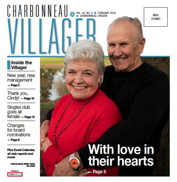The Pamplin Media Group is now partnering with the Charbonneau Country Club to produce their monthly newspaper, the Charbonneau Villager.