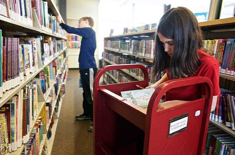 FILE PHOTO - Children's books are among the most popular digital downloads last year through the Washington County Cooperative Library Services.