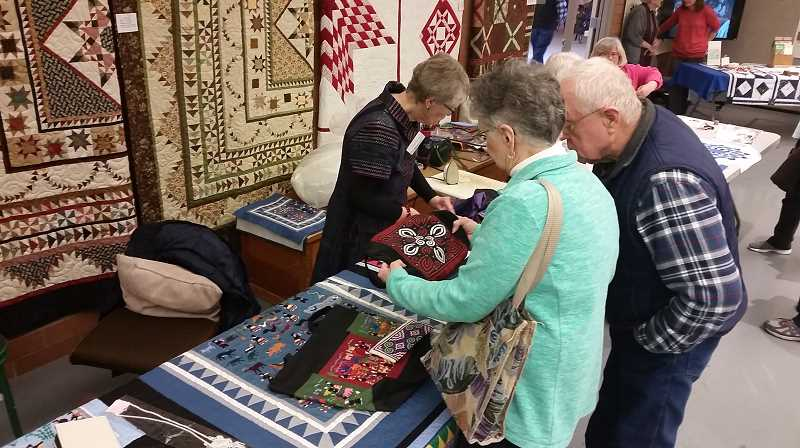 Zion's quilting workshop takes place Thursday to Saturday, Feb. 21-23.