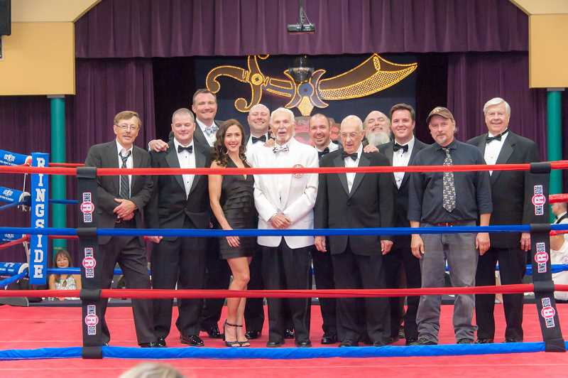 The Shriners raise money through fundraisers such as wrestling night.