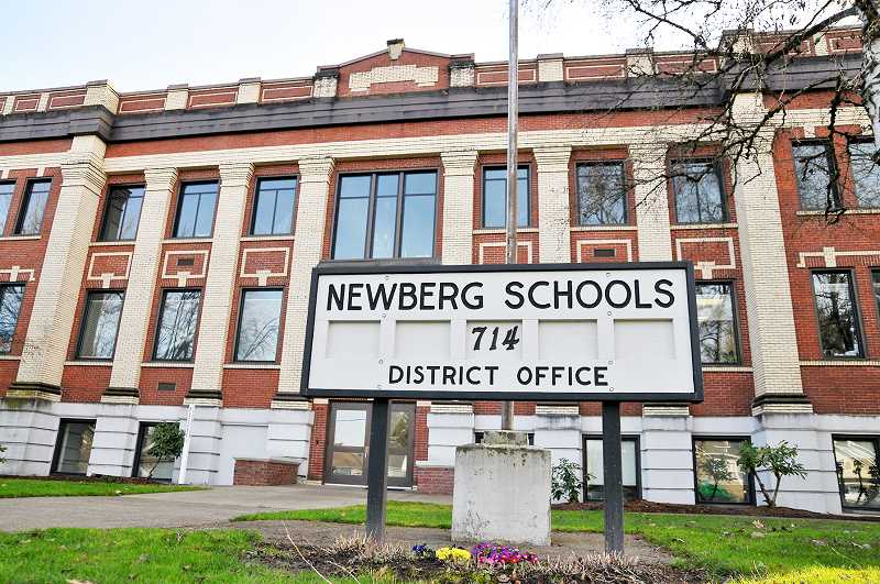 GARY ALLEN - A recent audit of the Newberg School District gave officials reason to believe they are on sound financial ground.