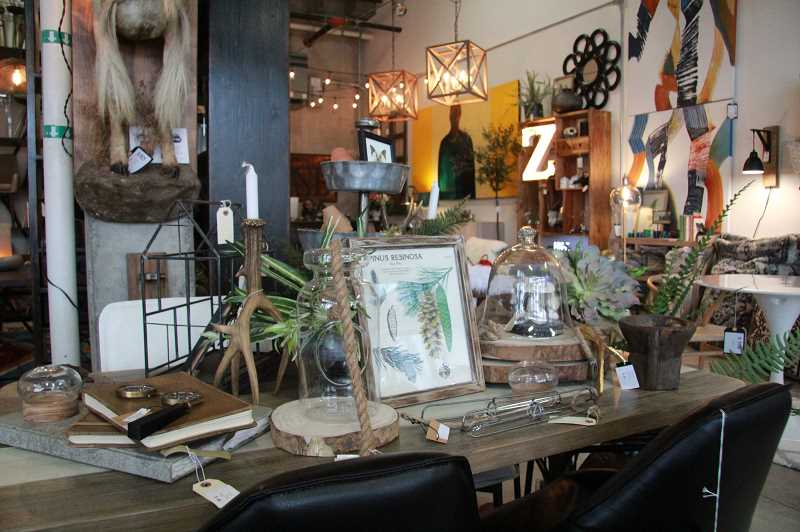 REVIEW PHOTO: SAM STITES - Many unique items are available at City Home. Take your time and browse. There are items that would complement every home decor.