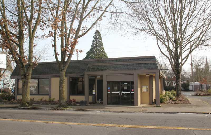 WOODBURN INDEPENDENT: JUSTIN MUCH - City of Mt. Angel is taking a hard look at the former Wells Fargo Bank building as a potential home for its police department.
