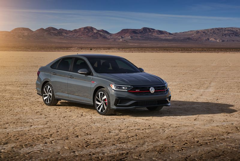 COURTESY VOLKSWAGEN - Volkswagen unveiled a new new Jetta GLI that will go on sale this spring.