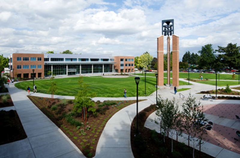 COURTESY PHOTO - Concordia University's campus in Portland is pictured here.