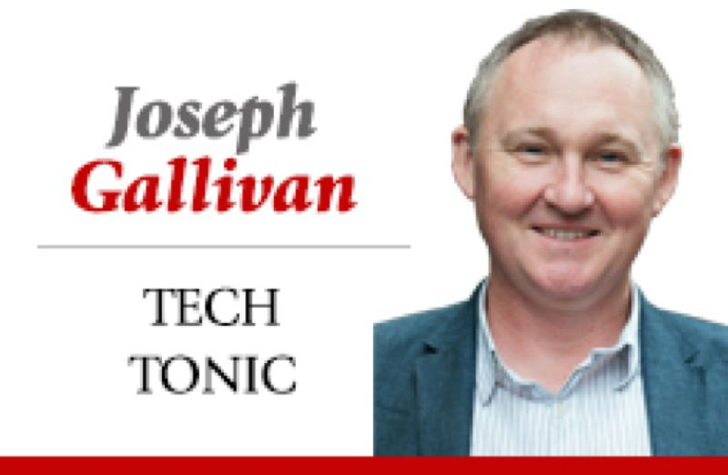 PMG PHOTO: JOHN VINCENT - TechTonic - a monthly column of good news about the tech industry.