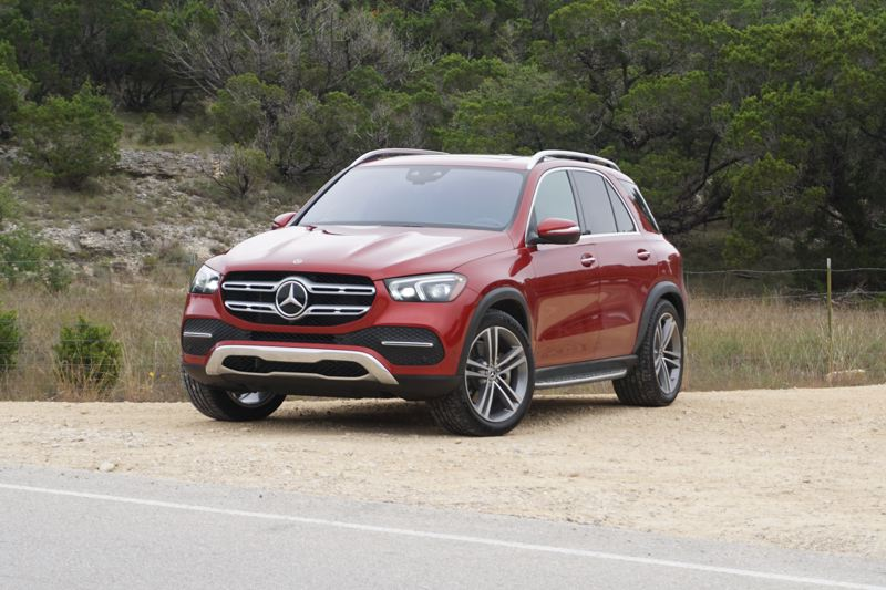PORTLAND TRIBUNE: JEFF ZURSCHMEIDE - Sharp styling is just the start of the appeal of the 2020 Mercedes-Benz GLE, which also offers multiple engines and suspensions.