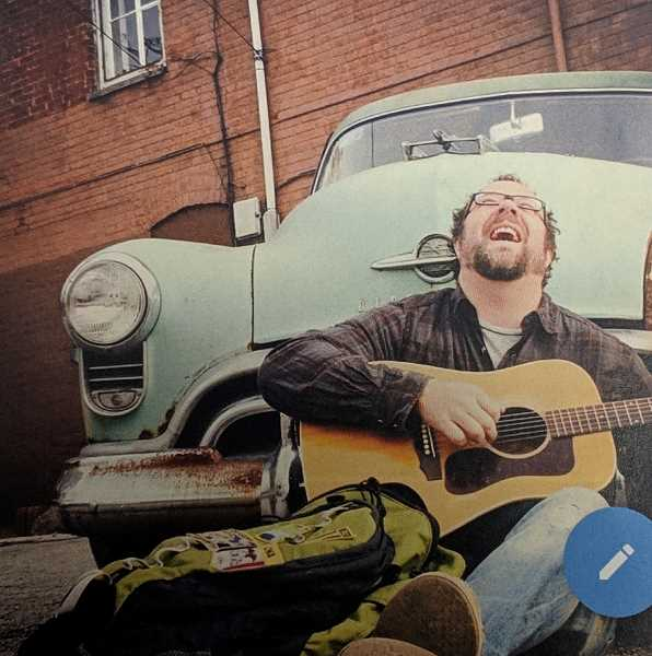 CONTRIBUTED PHOTO - Andrew Landers, previously a resident of Barton, will perform at the Barton Church next month as a fundraiser for the Pregnancy Resource Centers of Estacada and Sandy.