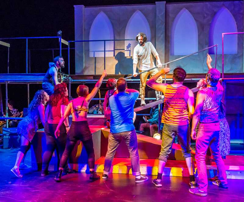 Stumptown Stages is producing Jesus Christ Super Star through March 3.