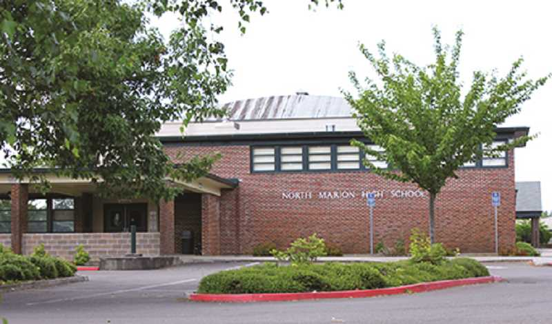 PAMPLIN FILE PHOTO - North Marion High School