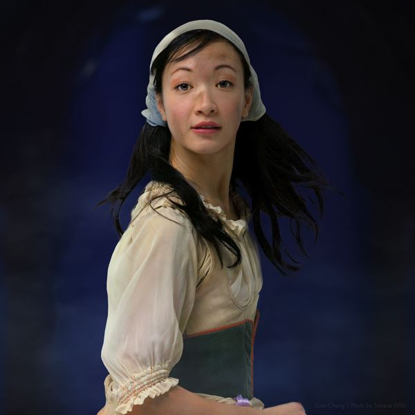 COURTESY: YATIANA WILLS/OBT - Xuan Cheng dances the lead role in 'Cinderella' by Oregon Ballet Theatre, Feb. 16-23 at Keller Auditorium.