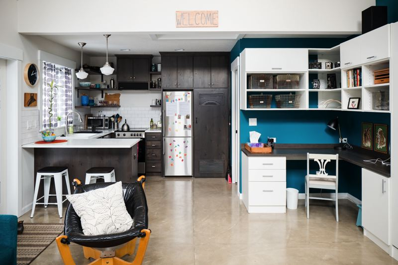 COURTESY LEAH NASH - Airbnb Superhosts like Chris Onstott and Leah Nash try to make their guests feel at home.