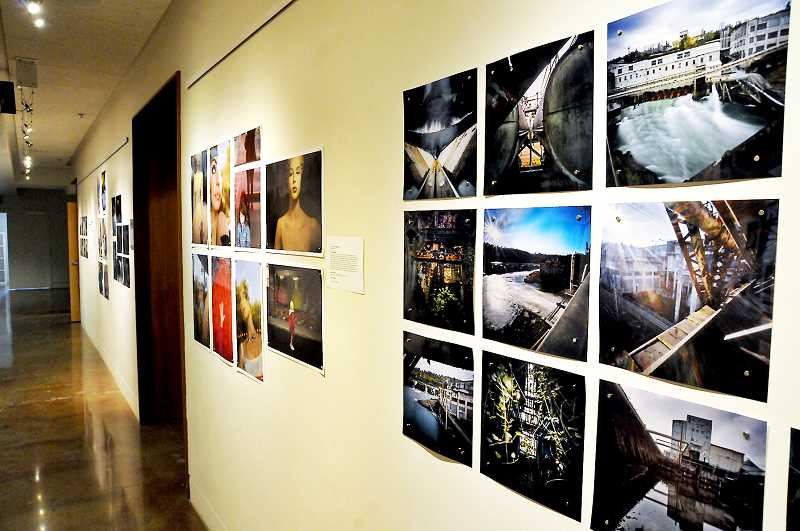 GARY ALLEN - Angela Holm and Photo Club PDX photos will remain on display at the CCC through March 30.