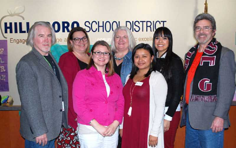 COURTESY PHOTO - The Hillsboro School Board will see at least one new face this spring. Three seats are open on the school board, but only two incumbents, Yadira Martinez and Lisa Allen, say they will seek a new term.