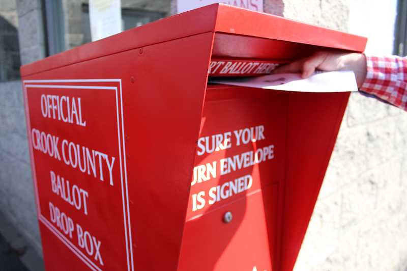 CENTRAL OREGONIAN - The 2019 Special Districts election will take place May 21.