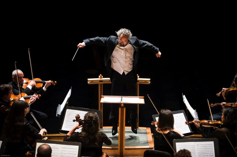 COURTESY PHOTO - The Oregon Symphony is one of the large organizations that will see less funding from Regional Arts & Culture Council.