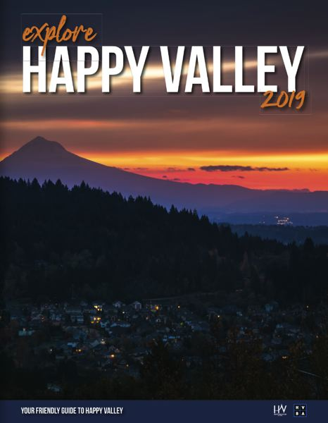 (Image is Clickable Link) Explore Happy Valley Chamber Magazine 2019