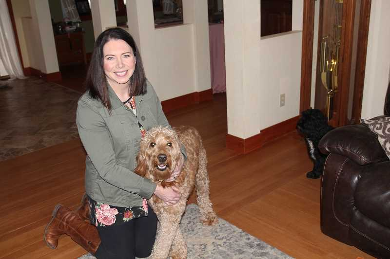 PMG PHOTO: JUSTIN MUCH - Roughly two years ago Melinda Hammelman traded in her career as a court clerk so she could take care of dogs, a gig shes been grooming for all her life.