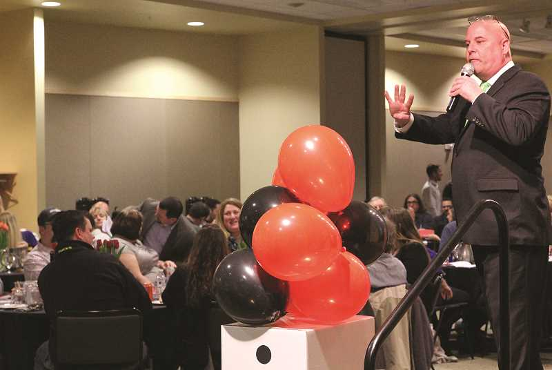 FILE PHOTO - The North Marion All-Schools Auction has raised nearly $400,000 for the North Marion School District over the past 11 years.