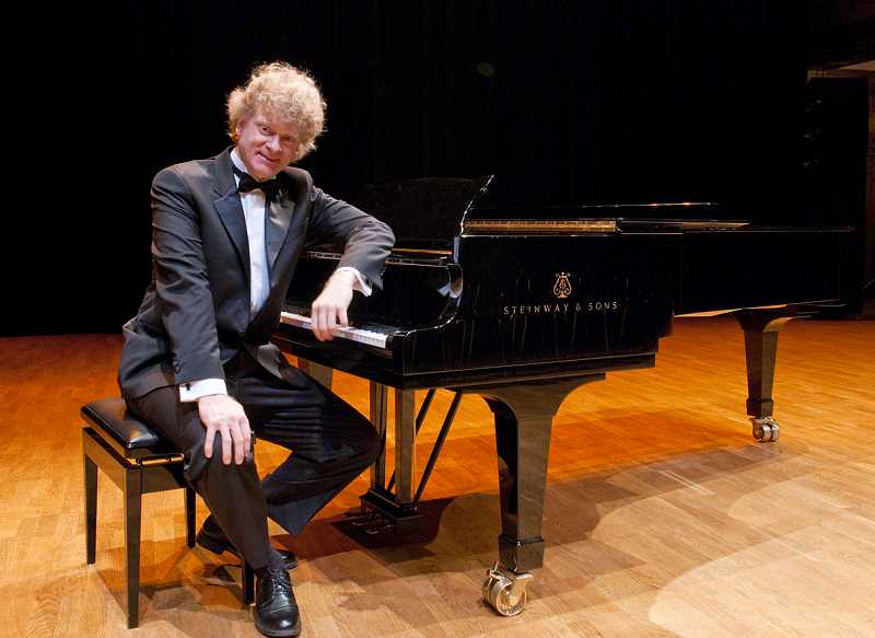 Enjoy the musical comedy of Maestro Martenssons Excuse Me Does My Piano Count as One Carry-on? presented by Nordic Northwest Feb. 23 at 2 and 7 p.m.