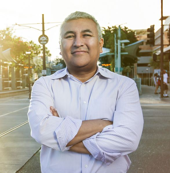 COURTESY PHOTO - For Hispanics, owning a home is almost a 'cultural need,' says Ernesto Fonseca, chief executive officer of Hacienda Community Cevelopment Corp. in Portland.