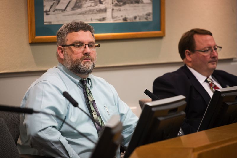FILE PHOTO - Jason Snider, elected last year as mayor of Tigard, has come out swinging against criticism of the city government's efforts to reach and include Spanish-speaking residents in the civic process.