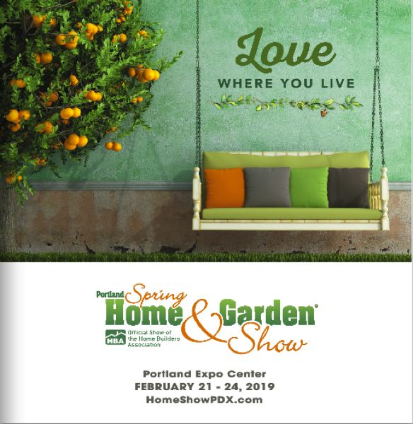 (Image is Clickable Link) 2019 Portland Spring Home & Garden Show