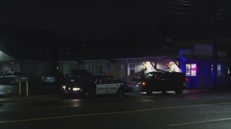 KOIN 6 NEWS IMAGE - A man was shot and injured in the 3600 block of Northeast 82nd Avenue on Wednesday morning.