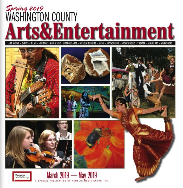 (Image is Clickable Link) Washington County Arts and Entertainment Spring 2019