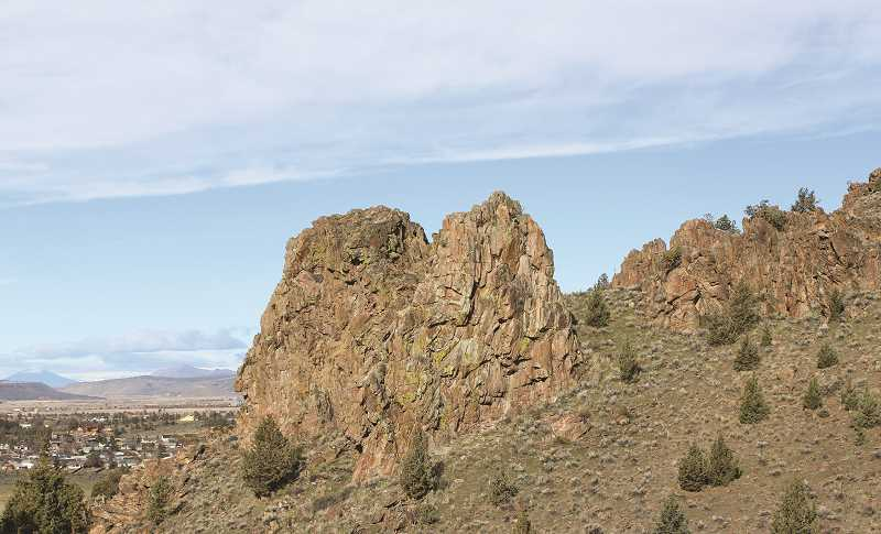 CENTRAL OREGONIAN - A master plan is in the works for the City of Prineville-owned Barnes Butte property.