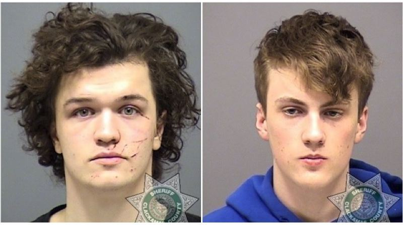 PHOTOS COURTESY: OCPD - Austin Keever-Nyberg and Jacob Petersen