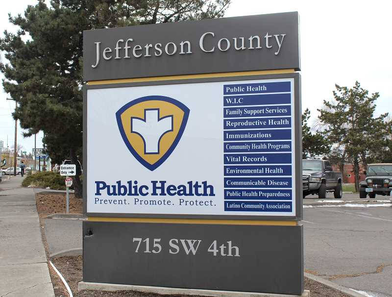 HOLLY M. GILL/MADRAS PIONEER - Jefferson County Public Health is looking for a group of about 15 people interested in talking about their experiences navigating local health care systems. The group will meet Tuesday, Feb. 25.