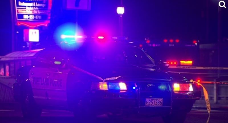 KOIN 6 NEWS IMAGE - A girl was hit by a car on NE 82nd Avenue on Feb. 24.