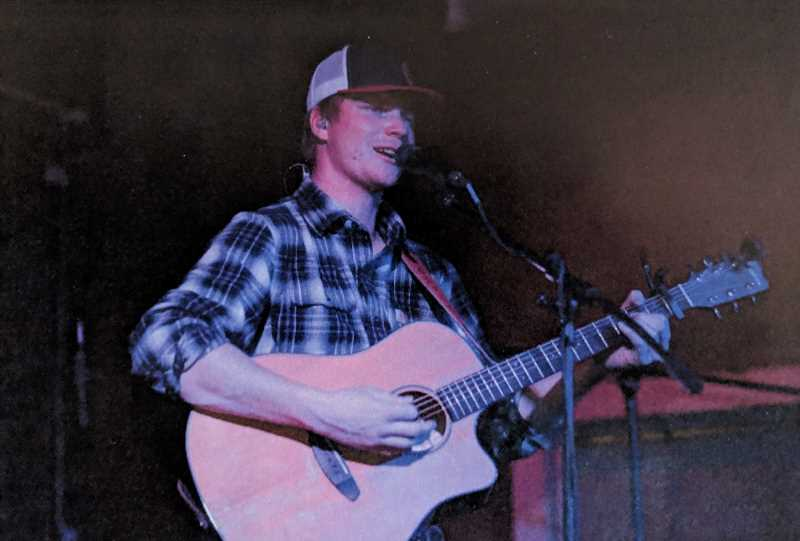 COURTESY PHOTO - Austin Lindstrom will perform at the Old Mill Saloon on Saturday, March 16.