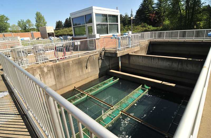 SPOKESMAN FILE PHOTO - The City of Wilsonville is preparing to increase capacity at its Willamette River Water Treatment Plant significantly and, in turn, has increased its water system development charges.