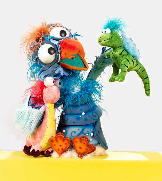 Northwest Childrens Theatres The Starlings Puppets will be part of the fun of Firebird March 3 at Arlene Schnitzer Concert Hall.