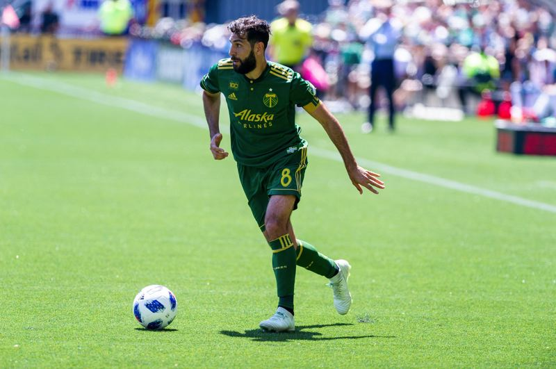 PAMPLIN MEDIA GROUP: DIEGO G. DIAZ - Diego Valeri remains motivated to be a major producer for the Portland Timbers, whose lineup is nearly intact from last year's MLS championship game squad.