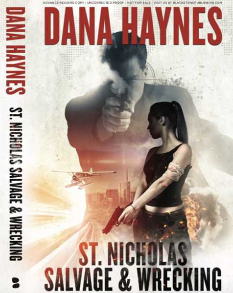 Portland Tribune editor Dana Haynes has released his eighth novel, titled St. Nicholas Salvage & Wrecking. A signing part takes place at 7 p.m. March 5 at Annie Blooms Books, 7834 S.W. Capitol Hwy. Portland.