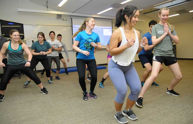 GRAPHIC FILE PHOTO - George Fox University is inviting Newberg natives and residents of surrounding communities to the school's third annual Health and Wellness Week, slated this year from March 11 to 16.