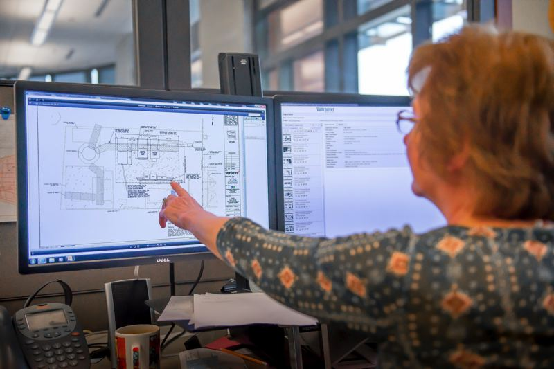 COURTESY: CITY OF VANCOUVER - With an eye toward a fully digital process by this summer the city of Vancouver Development Review Division will require that all engineering applications be filed electronically beginning March 1.
