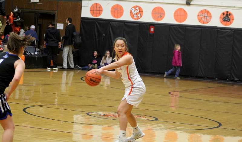 STEELE HAUGEN - Mia Gamboa earns second team all-league for Culver, averaging 9.7 points and 2.8 steals per game.